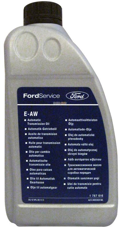 ford wss-m2c924-a кинематическая вязкость